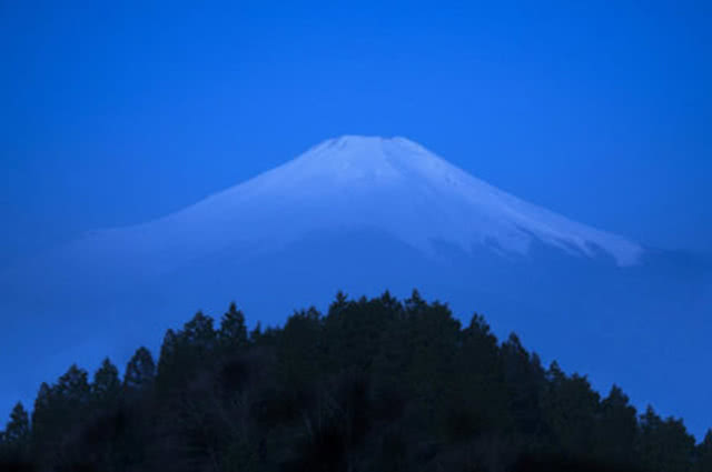 Japan Fotoreise, der Mount Fuji